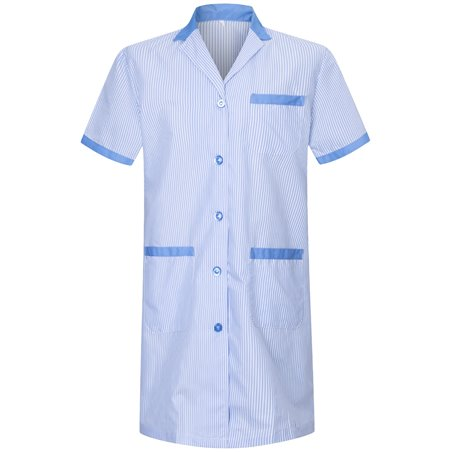 LAB COAT Medical Uniforms Scrub Top - Ref.T8162
