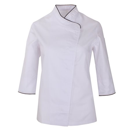 CHEF JACKETS WOMAN LONG SLEEVES - Ref.703